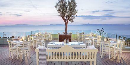 Restaurang Thèa på hotell Sheraton Rhodes Resort på Rhodos, Grekland.