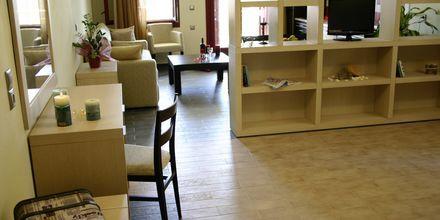 Enrumslägenhet på Sirena Residence & Spa på Samos, Grekland.