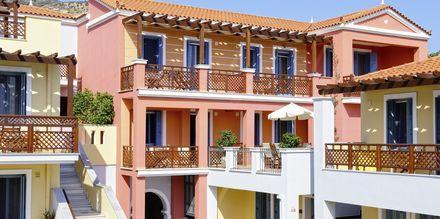 Sirena Residence & Spa på Samos, Grekland.