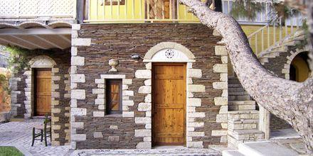 Sirena Village på Samos, Grekland.