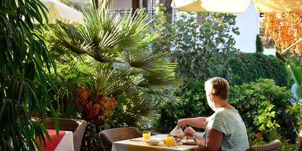 Hotell Sirena Village i Votsalakia på Samos, Grekland.