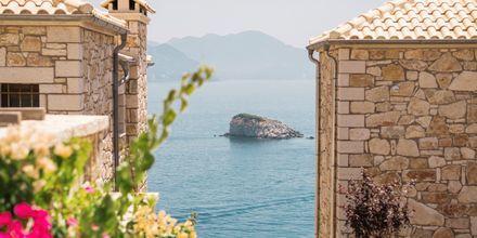 Sivota i Grekland.