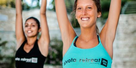 Sivota Retreat – powered by Playitas