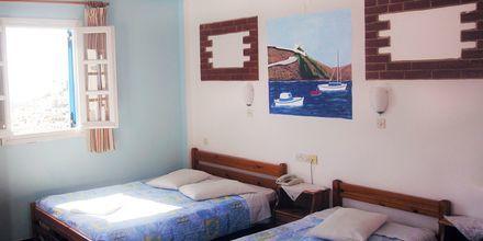 Lägenhet på hotell Skala, Ios, Grekland.