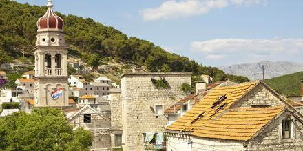 Pusisca är känd för sina stenbrott, och bland annat Vitas husets pelare är gjorda av sten härifrån.