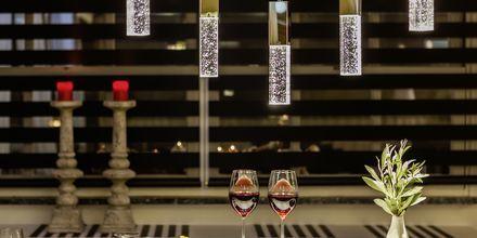Bar på Skopelos Holidays Hotel & Spa.