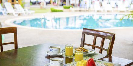 Restaurang på hotell Southern Lanta Resort, Thailand.