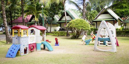 Lekplats på hotell Southern Lanta Resort, Thailand.