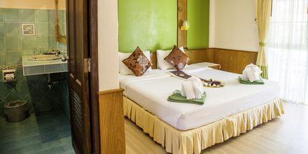 Superiorrum på hotell Southern Lanta Resort, Thailand.