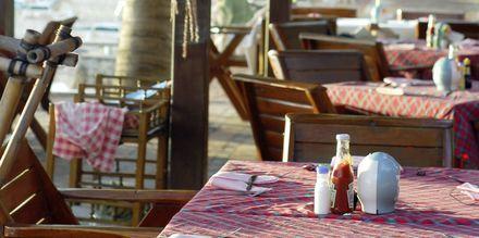 Strandbaren på hotell Southern Lanta Resort, Thailand.