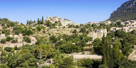 Valldemossa på Mallorca.