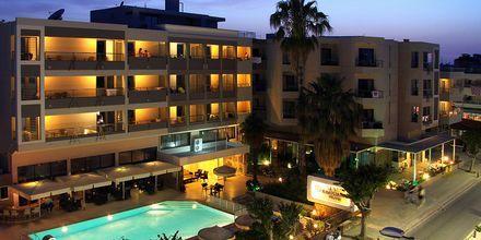 Hotell St Constantine på Kos, Grekland.