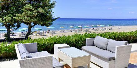 Bar på hotell St James´s på Rhodos, Grekland.