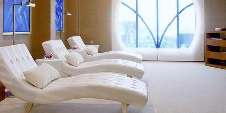 Spa på hotell St Regis Doha, i Doha, Qatar.