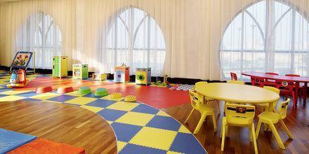 Barnens lekrum på hotell St Regis Doha, i Doha, Qatar.