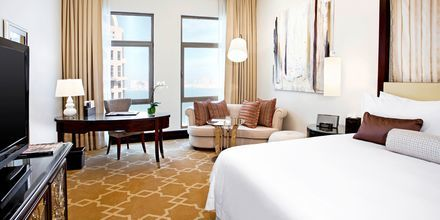 Superiorrum på hotell St Regis Doha, i Doha, Qatar.