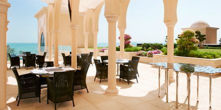 Hotellets restaurang Opal by Gordon Ramsay.