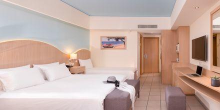 Dubbelrum på hotell Star Beach Village & Waterpark i Hersonissos på Kreta.