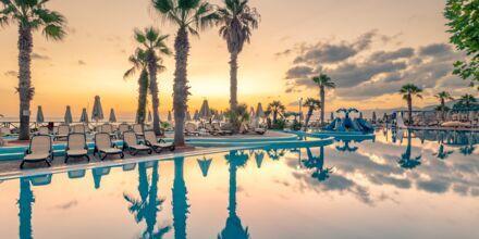 Pool på hotell Star Beach Village & Waterpark i Hersonissos på Kreta.