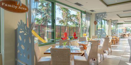 Restaurang Minos på hotell Star Beach Village & Waterpark i Hersonissos på Kreta.