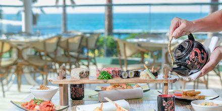 Restaurang Asian Star på hotell Star Beach Village & Waterpark i Hersonissos på Kreta.