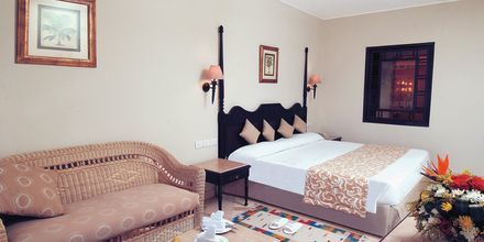Superiorrum på hotell Steigenberger Al Dau Beach i Hurghada, Egypten.