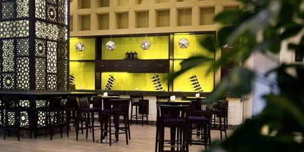 Baren på hotell Steigenberger Aqua Magic i Hurghada, Egypten.