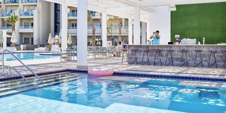 Chill out-baren på hotell Steigenberger Pure Lifestyle.