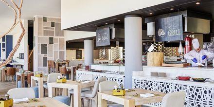 Huvudrestaurangen Gourmet Market på hotell Steigenberger Pure Lifestyle i Hurghada, Egypten.