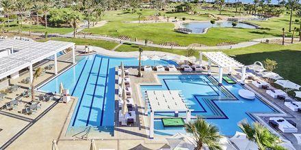 Poolområdet på hotell Steigenberger Pure Lifestyle.