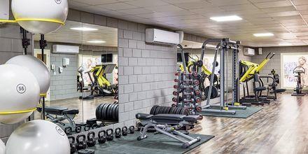Gym på hotell Steigenberger Pure Lifestyle i Hurghada, Egypten.