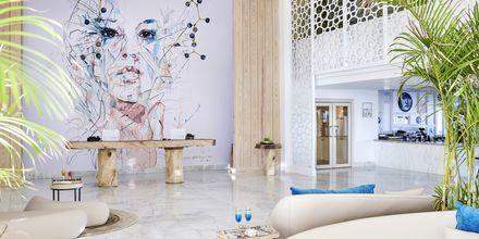 Lobby på hotell Steigenberger Pure Lifestyle i Hurghada, Egypten.