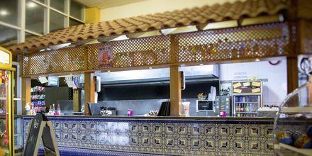 Bar på Stella Polaris Oro Blanco i Playa de las Americas, Teneriffa.