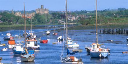 Båtlivet är stort i London och Storbritannien.