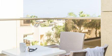 Enrumslägenhet på hotell Summertime i Platanias på Kreta, Grekland.