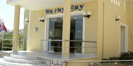 Hotell Sunny Bay i Kastelli, Kreta.