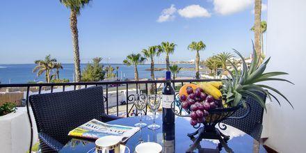 Tvårumslägenhet superior på hotell Sunsuites Carolina på Gran Canaria, Kanarieöarna.