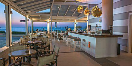 Bar på Swell Boutique Hotel, Rethymnon, Kreta.