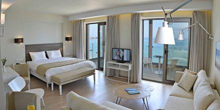 Superiorsvit på Swell Boutique Hotel i Rethymnon på Kreta.