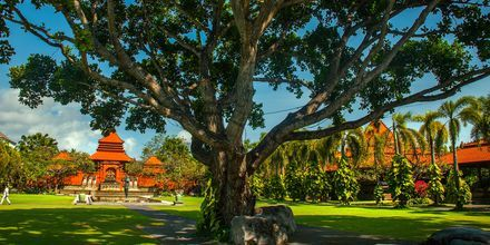 Tanjung Benoa på Bali.
