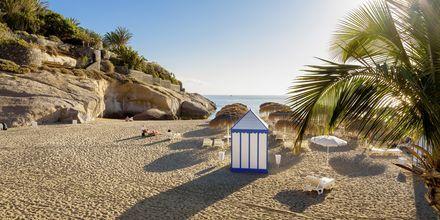 Strand i Costa Adeje, Teneriffa.