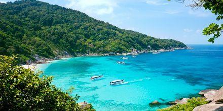 Similian Island.