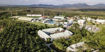 Thanyapura Sport Hotel erbjuder träning i toppklass.