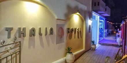 Hotell Thalia i Hersonissos, Grekland.