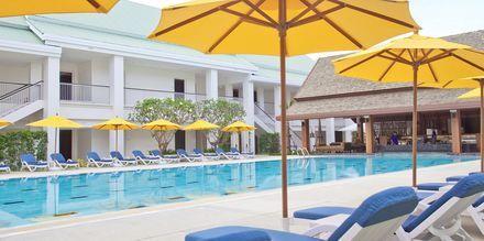Relaxpoolen på Thanyapura Sport & Health Resort i Thalang på Phuket.
