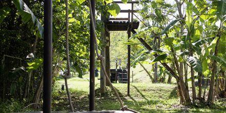 OCR-banan på Thanyapura Sport & Health Resort i Thalang på Phuket.