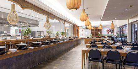 Divine Restaurant på Thanyapura Sport & Health Resort i Thalang på Phuket.