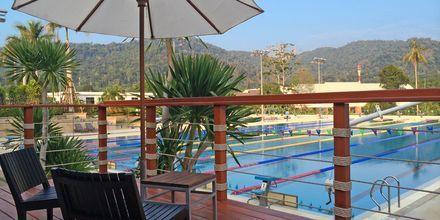 Thanyapura Sport & Health Resort i Thalang på Phuket, Thailand.