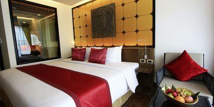 Dubbelrum på hotell The Beach Heights vid Kata Beach, Phuket.