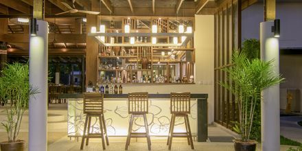 Bar på The Leaf Oceanside by Katathani i Khao Lak i Thailand.